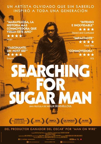 Searching for Sugar Man (descubriendo a SIXTO RODRIGUEZ)