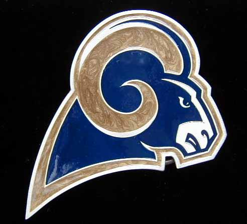 an essay on the history of the st louis rams The history of the rams uniform is pretty damn they retained their uniform design but added a small patch to commemorate their first season in st louis.