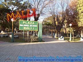 Conociendo Malli - Andalgalá