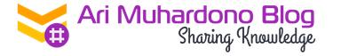 Ari Muhardono Blog