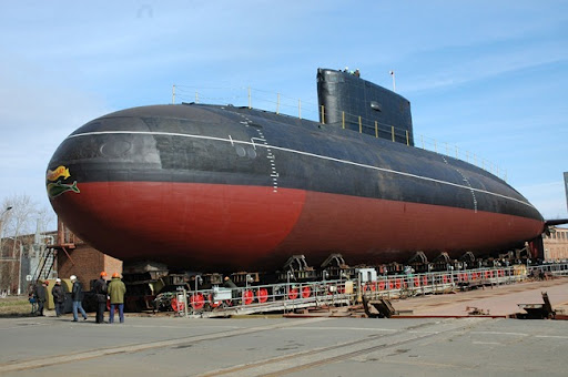 Kapal Selam Kilo Class India