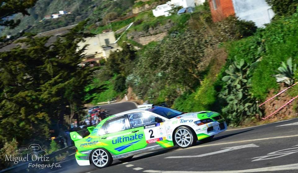 30 Rallye Villa de Santa Brígida 2014 (Miguel Ortiz)