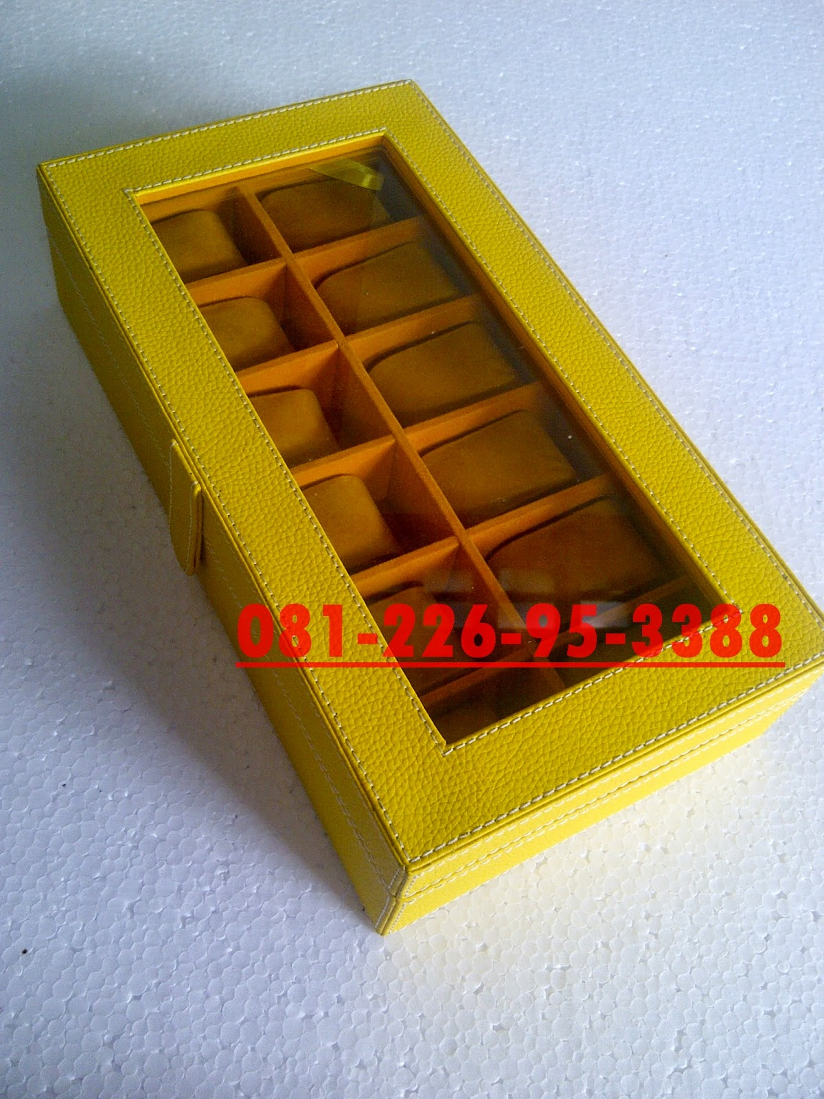 Box Jam Tangan, Watch Box, Kotak jam Tangan