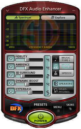 DFX Audio Enhancer 11.014 Full Version