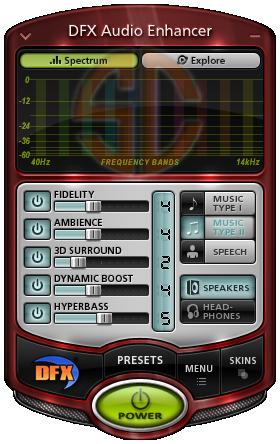 DFX Audio Enhancer 11.014 Full Version