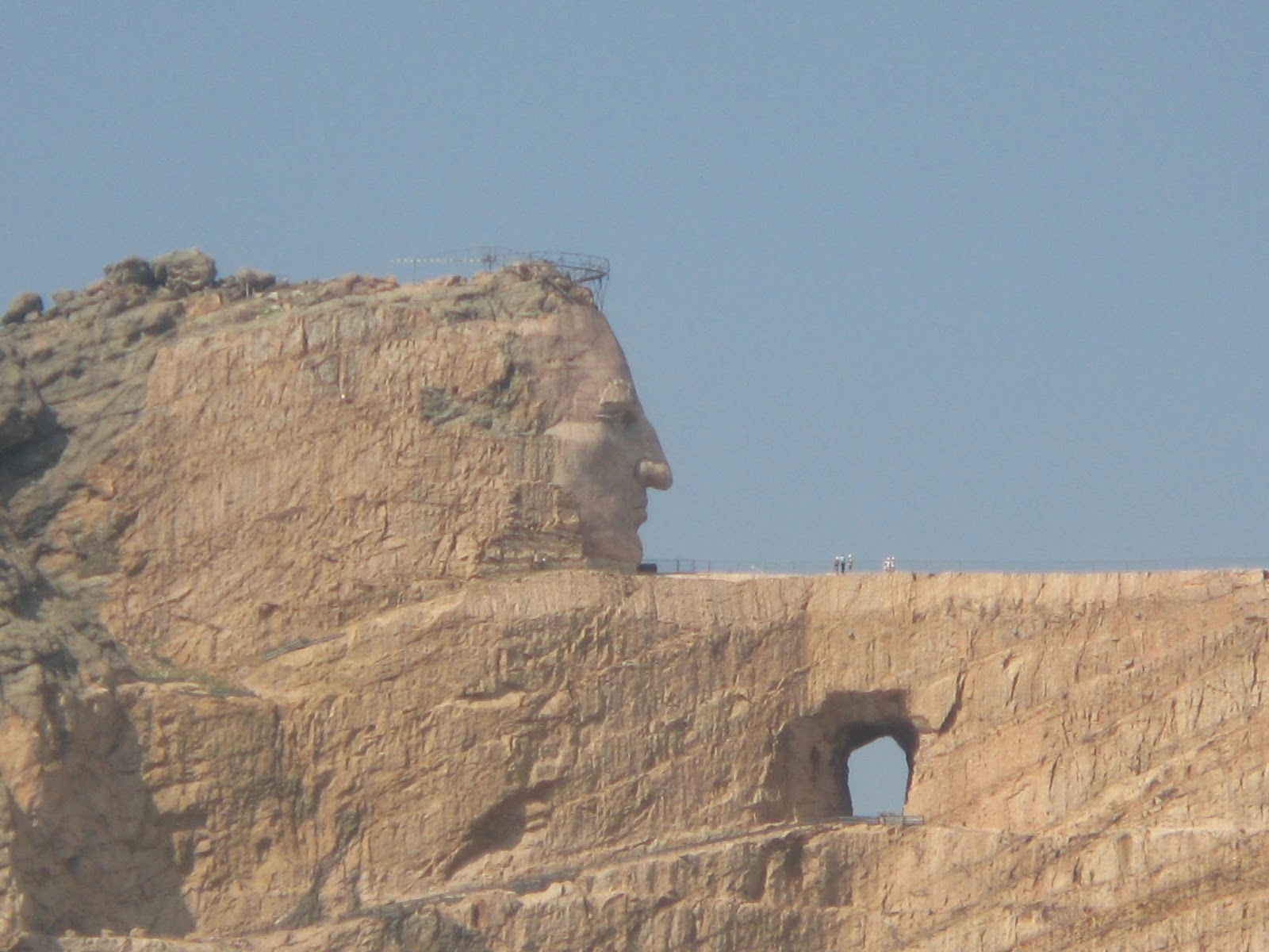 Crazy+Horse+Monument+Completion+Date Crazy Horse Memorial Completion ...