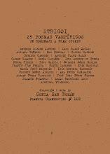 STRIGOI: 25 poemas vampíricos. Un homenaje a Bram Stoker.