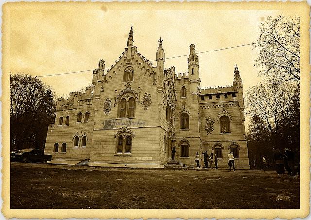 palatul miclauseni retro aprilie 2013