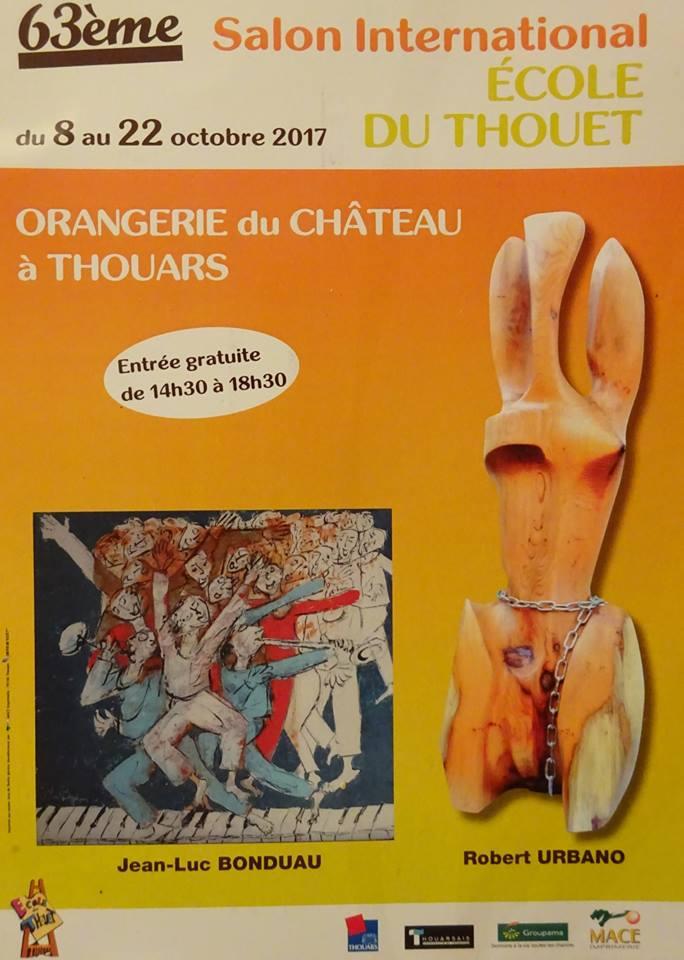 Thouars 79 Oangerie du château