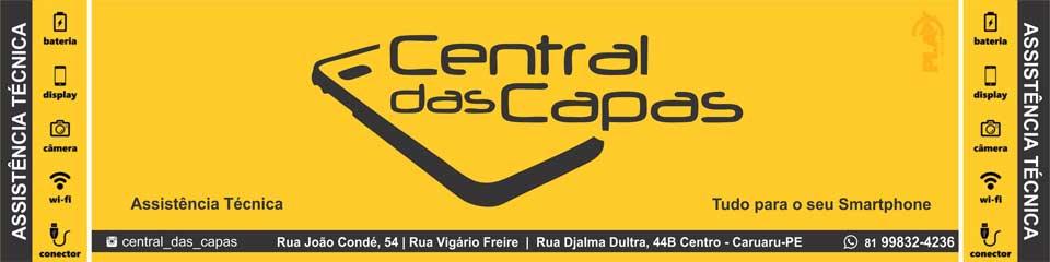 CENTRAL DAS CAPAS