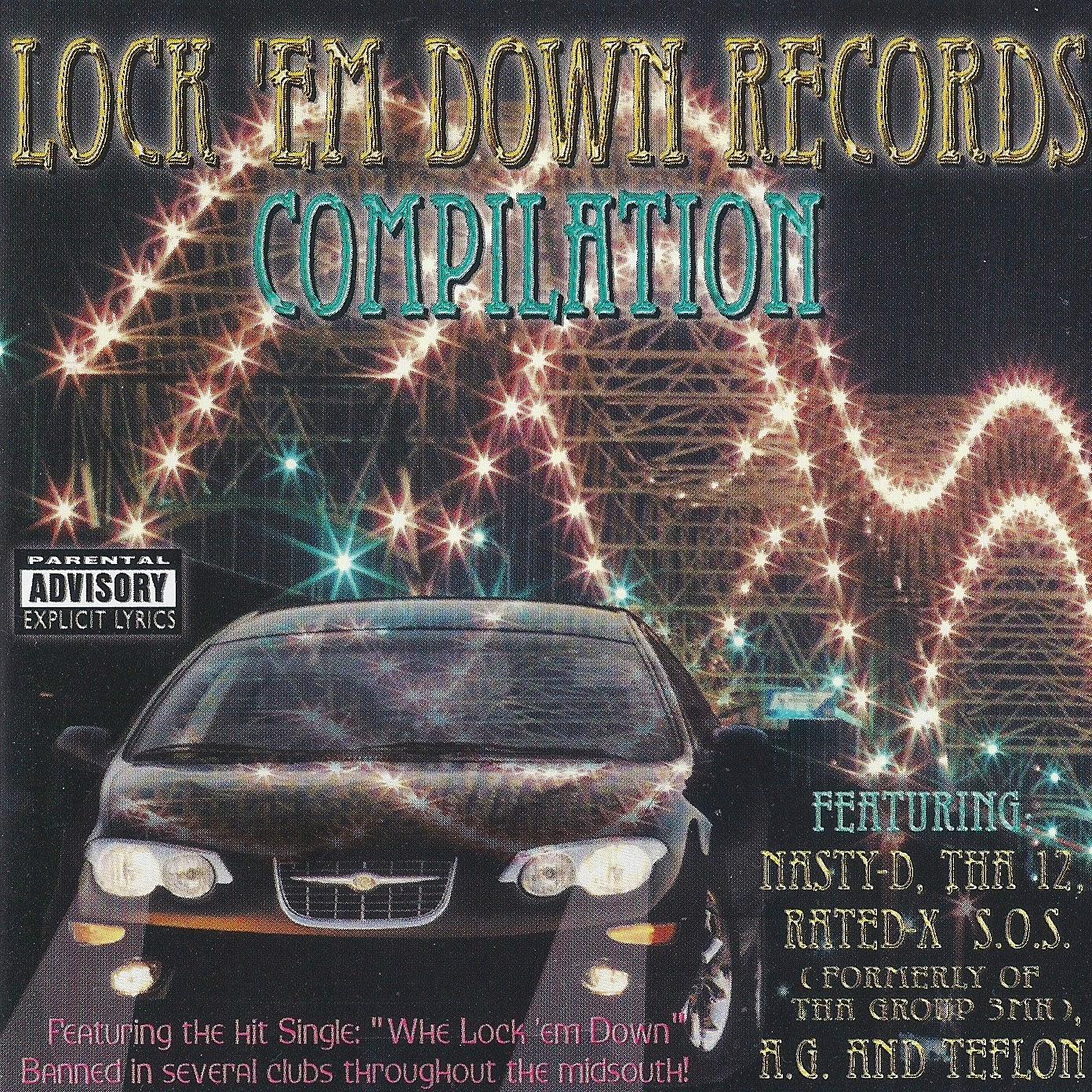 3MK - Lock `Em Down Records Compilation
