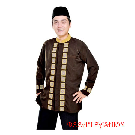 Koko Semi Pakistan Trend Baju Lebaran Jika Royal Dress