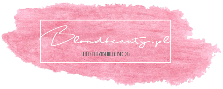 Blond beauty • blog urodowo-lifestylowy