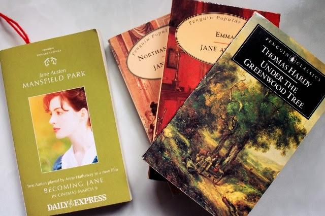 Jane Austen Hardy