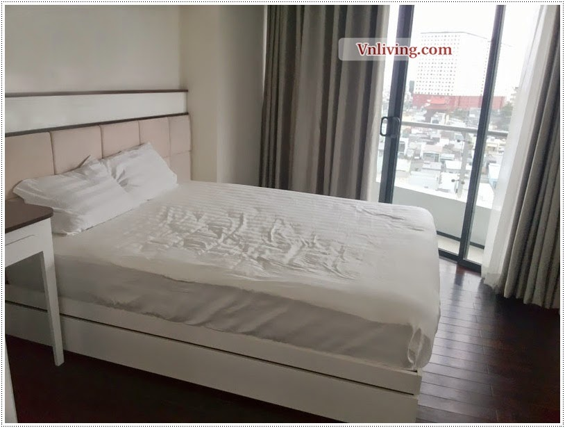 City Garden apartment for rent furnished