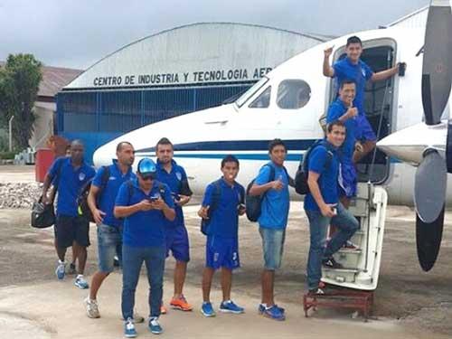 Sport Boys llegará a Tarija el mismo día del partido para el partido con Atlético Bermejo