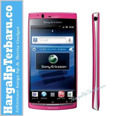 Daftar Terbaru Harga Hp Sony Ericsson Agustus 2015