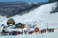 lyžovanie v Chorvátsku