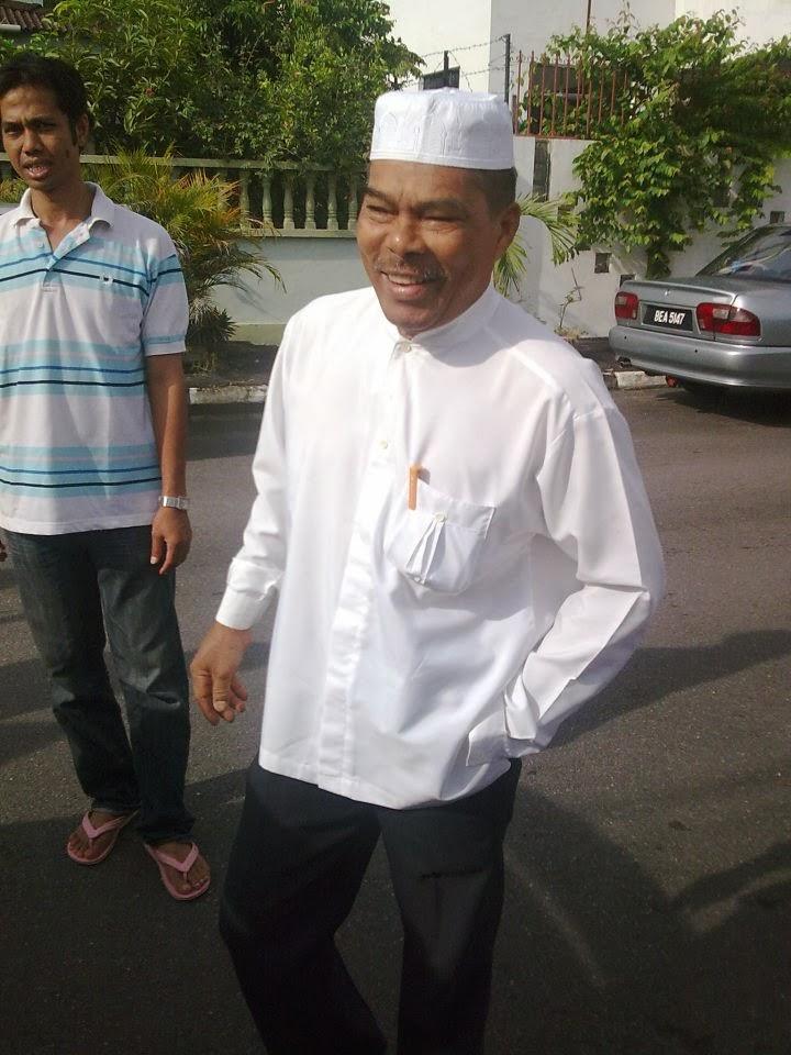 BAYAN LEPAS : HAJI 2011 : MY ABAH