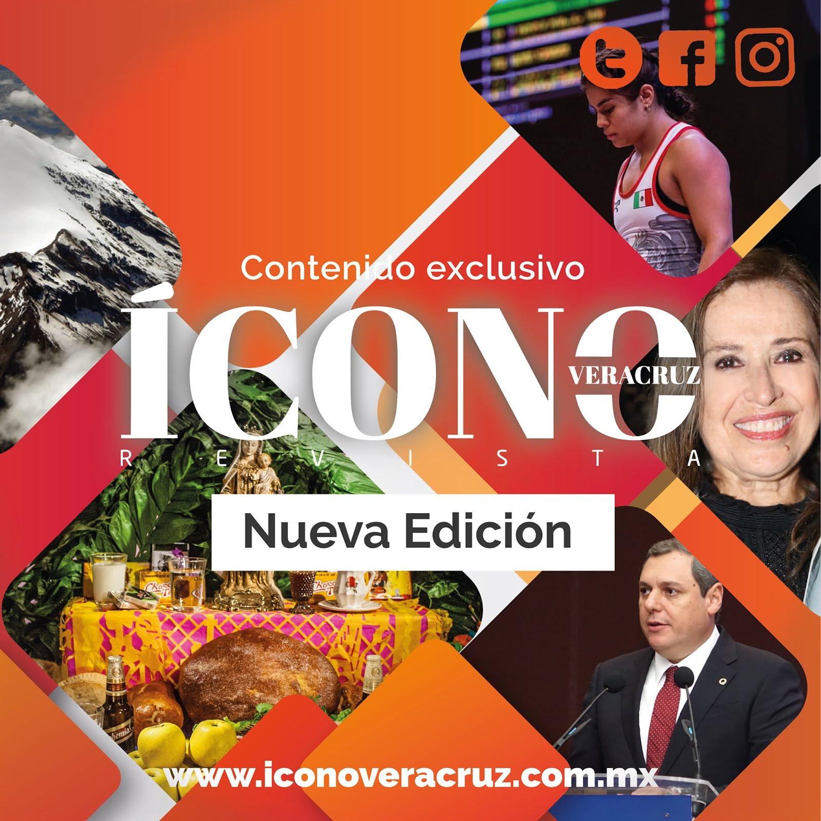 Revista Ícono Veracruz