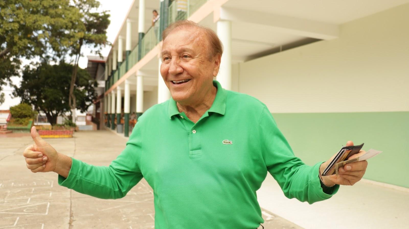 Rodolfo Hernández Suárez, el \'palo\' en Bucaramanga | Periódico 15 UNAB