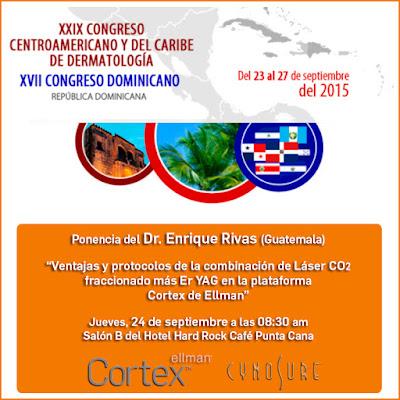SCCAD-2015-Congreso-Centroamericano-Caribe-Dermatologia-Cynosure-Spain
