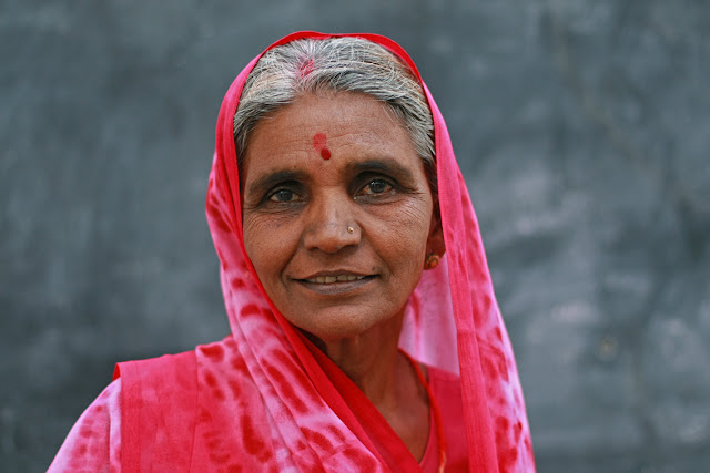 Elderly, Hindu, India, Style, Clothes
