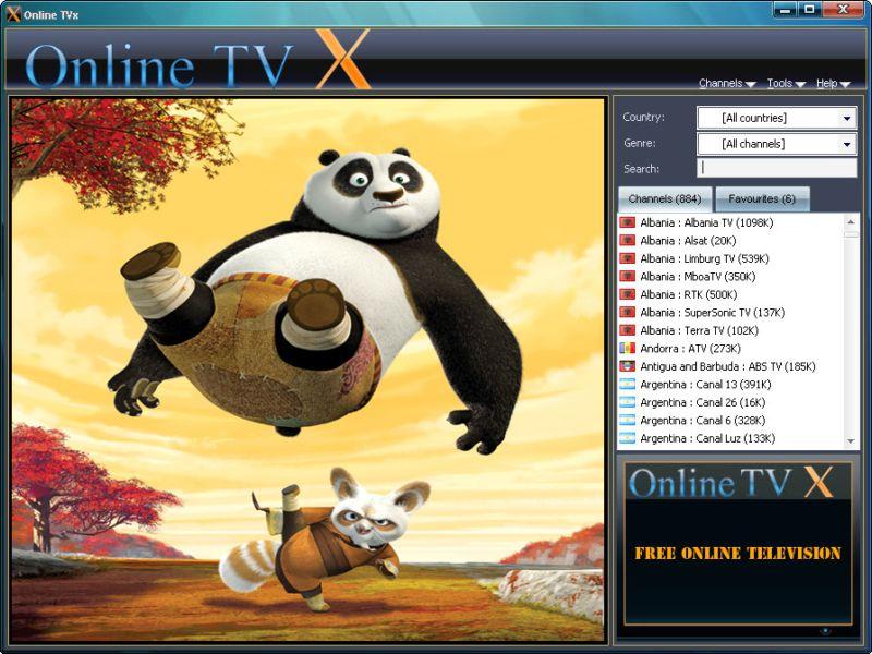 Tvx free