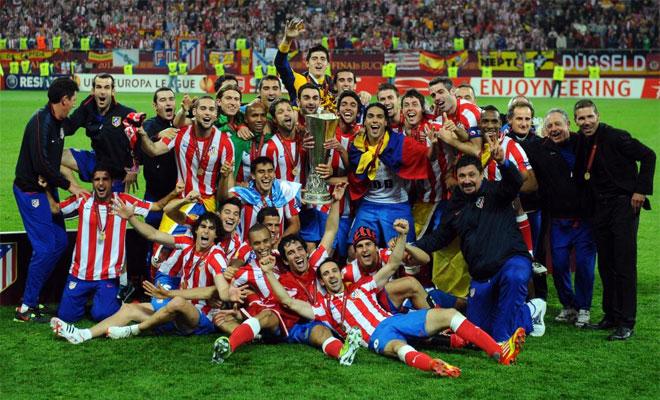¡¡¡¡ Merecido campeón de la Europa League !!!!