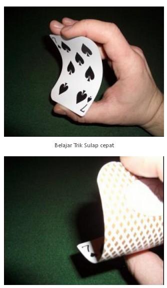 Trik Sulap Mudah dan sederhana