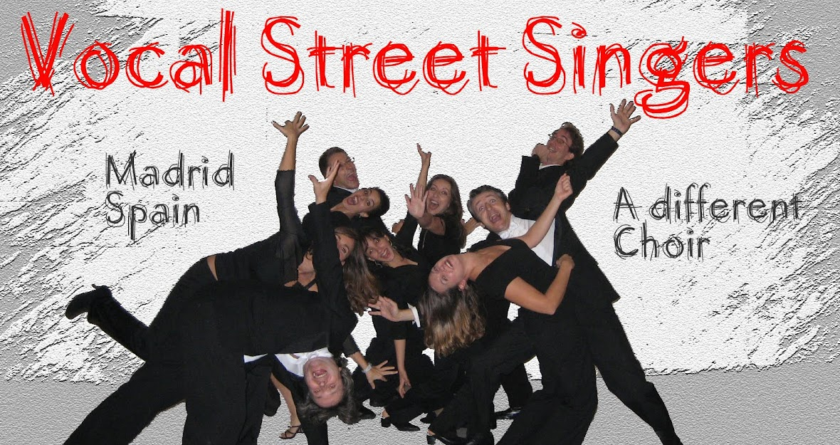 Vocal Street Singers