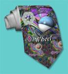 Ezekiel's Wheel Necktie