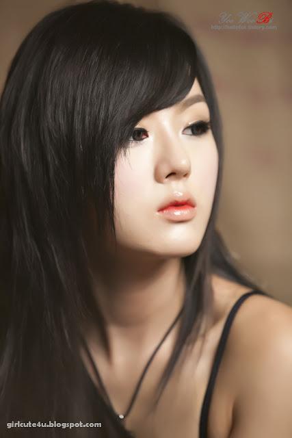 Hwang-Mi-Hee-Heart-Leggings-02-very cute asian girl-girlcute4u.blogspot.com