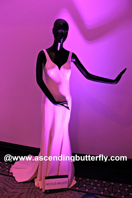 Nicole Miller Wedding Dress at the Wedding Salon Bridal Tradeshow/Expo, New York City
