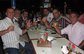 Encontro de tricolores em Brasília