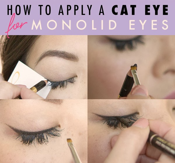how to make your almond shaped eyes look bigger