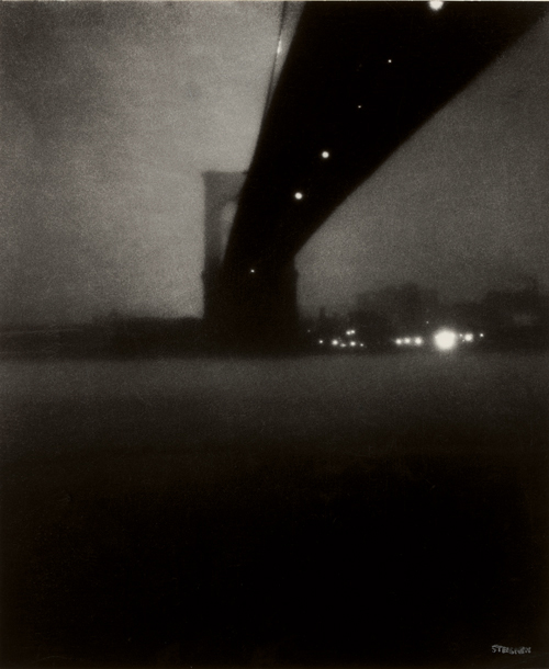 Brooklyn Bridge. Edward Steichen. Fotografía | Photography