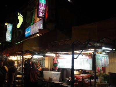 (Malaysia) - Nightlife in Penang
