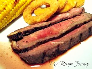 The Best Marinade for London Broil
