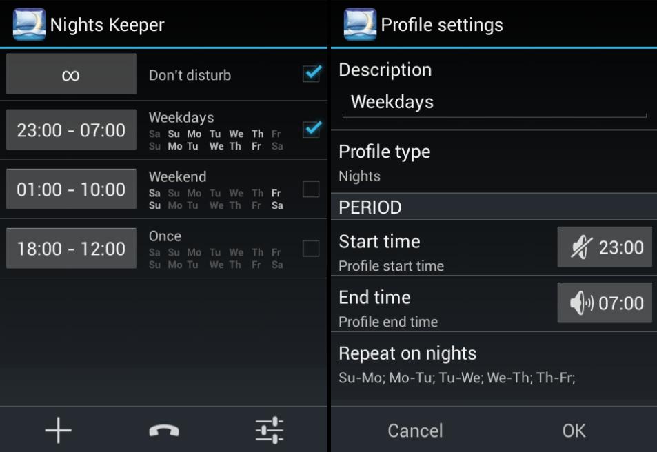 免打擾 APP 推薦:Nights Keeper APK / APP Download