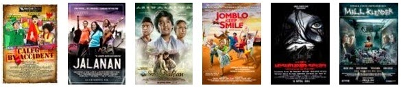 Lihat Film Indonesia Bulan April 2014