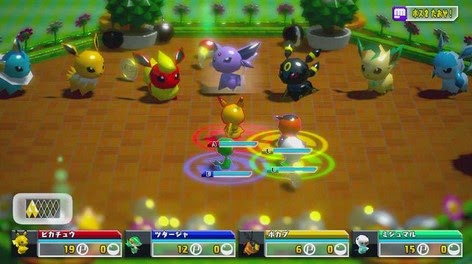 Descargar Pokemon Rumble Blast