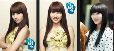 model korea, artis korea, seleb korea, cantik, omset tertinggi