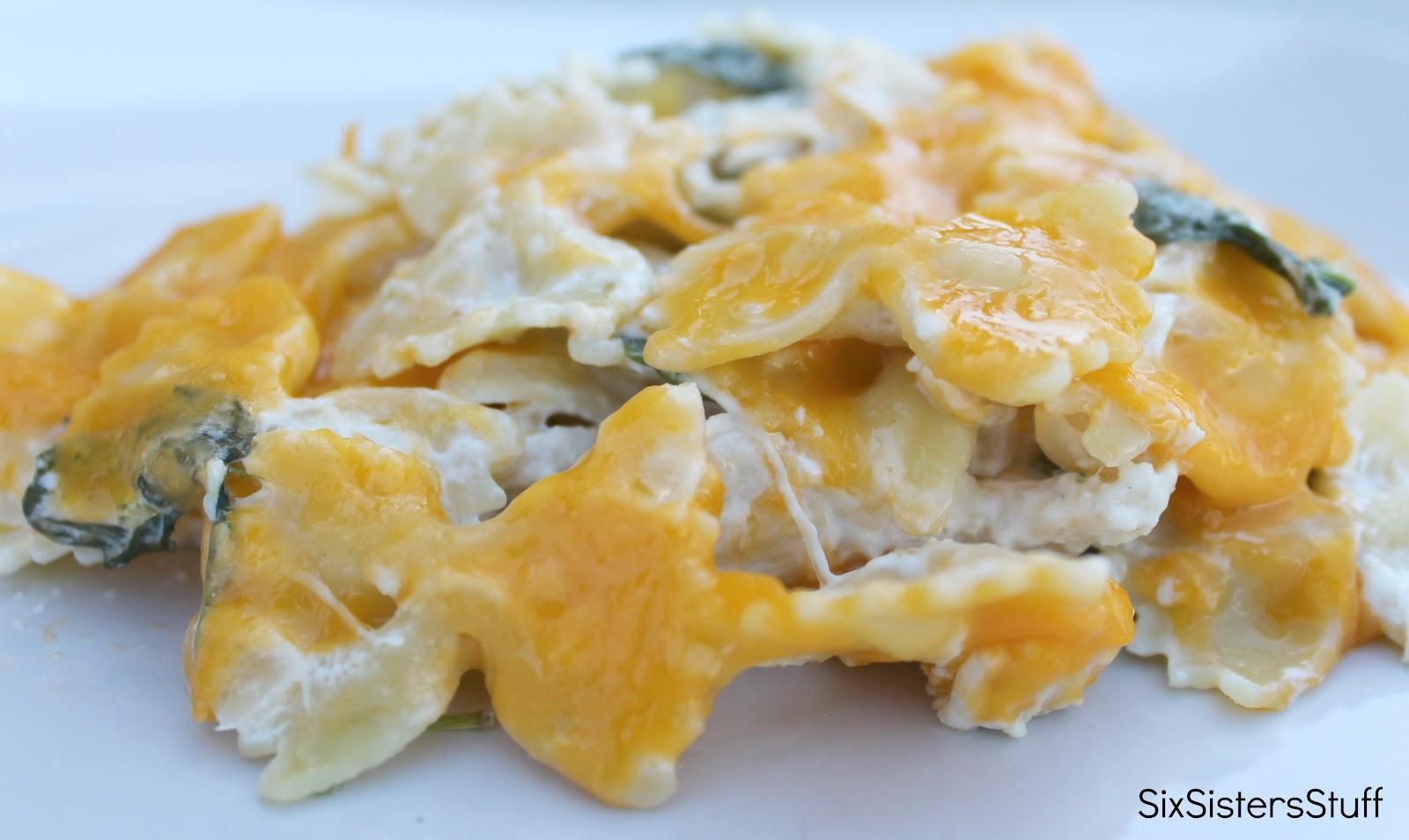 Chicken Spaghetti Casserole Recipes — Dishmaps