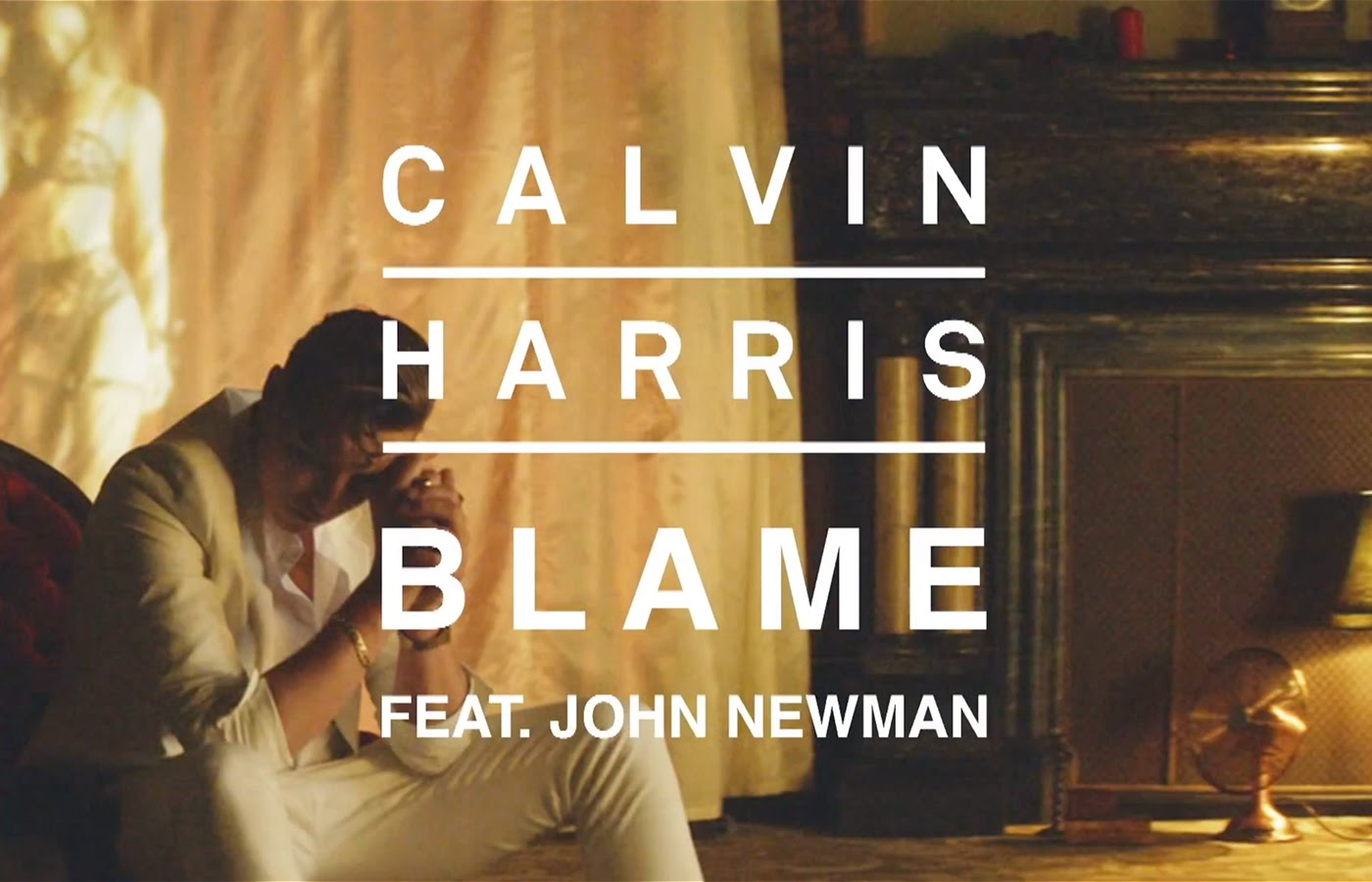 Calvin Harris - Blame (Feat. John Newman) | Excited Octopus