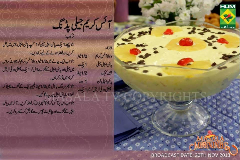 Recipe of pineapple cake by shireen anwer