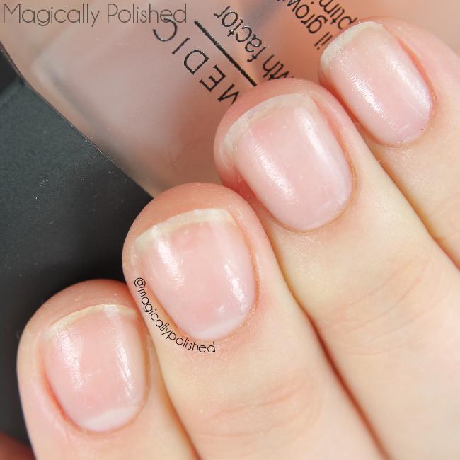 Magically Polished |Nail Art Blog|: Pretty Woman: Nail Medic Debut ...