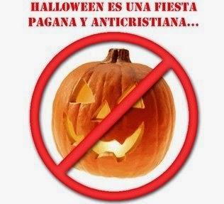 No celebrar Halloween