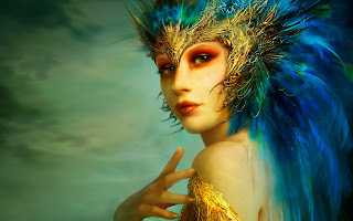 Gambar-Gambar Perempuan Fantasi