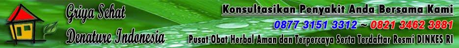 Nama Obat Kencing Nanah Herbal Paling Ampuh
